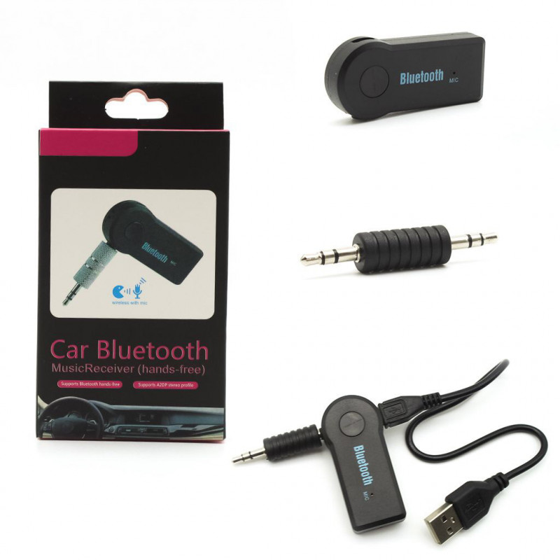 Car Bluetooth MusicReceiver LV-B01 + USB