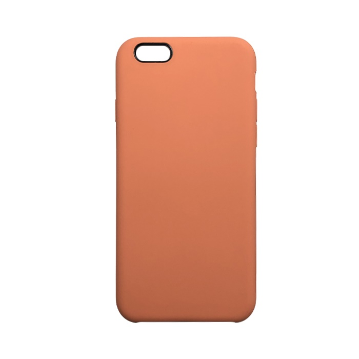 Чехол iPhone 6/6S Silicon Case под ориг манго
