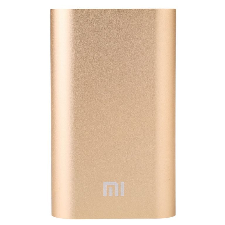 Power Bank 5200 mAh Mi (золото)