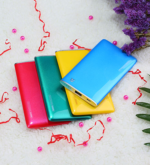 Power Bank 5000 mAh Remax Crave RPP-78 (зеленый)