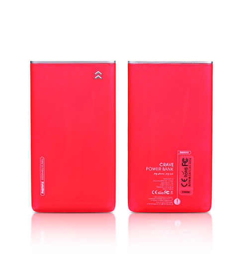 Power Bank 5000 mAh Remax Crave RPP-78 (красный)