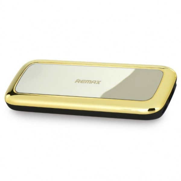 Power Bank 5500 mAh Power Bank Remax RPP-35 Mirror (золото)