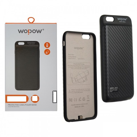 АКБ iPhone 5S 1560mAh Wopow (черный)