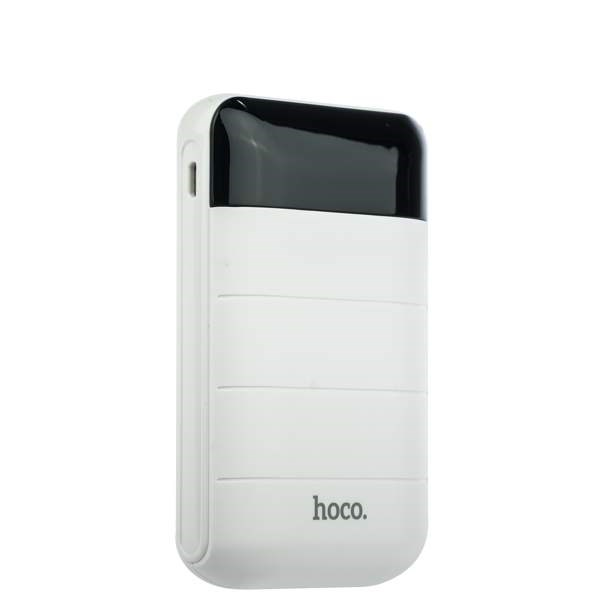 Power Bank 10000 mAh Hoco B29 Domon power bank (белый)