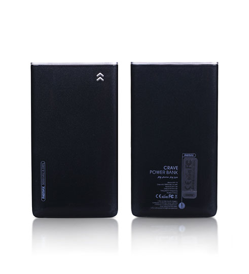 Power Bank 5000 mAh Remax Crave RPP-78 (черный)