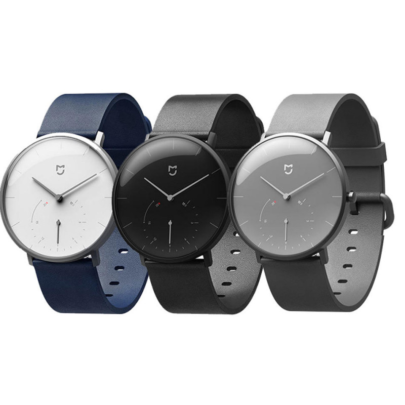 Смарт-часы Xiaomi Mijia Quartz Watch черный