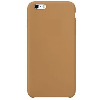 Чехол iPhone 6/6S Silicon Case под ориг хаки