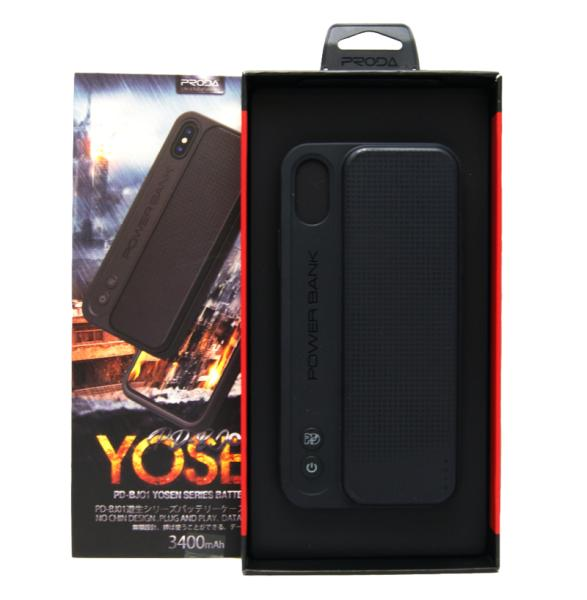 Чехол+ АКБ Proda Yosen 3400mAh PD-BJ01