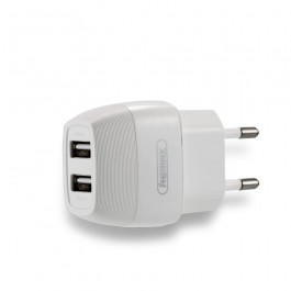 СЗУ USB 2 Sockets Remax U29 Flinc Charger 2,1A белый