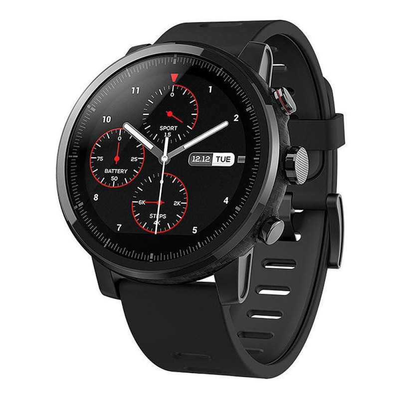 Смарт-часы Amazfit Pace Smart Watch 2 Amazfit Stratos черный