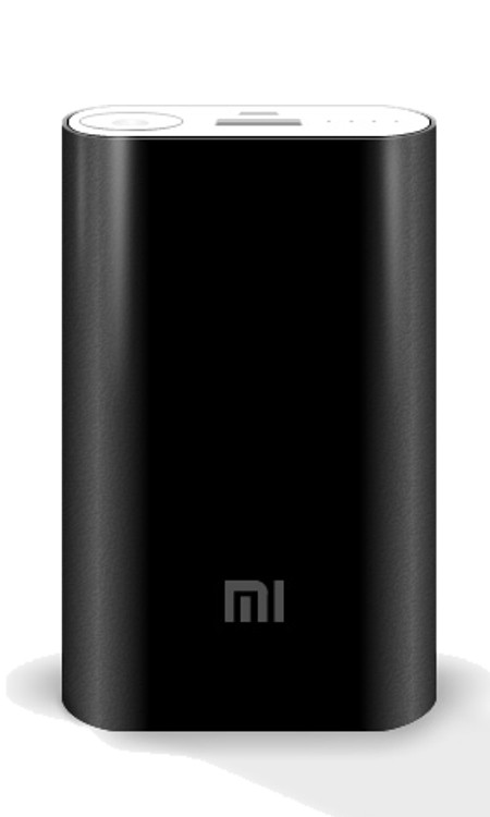 Power Bank 10000 mAh Mi (черный)