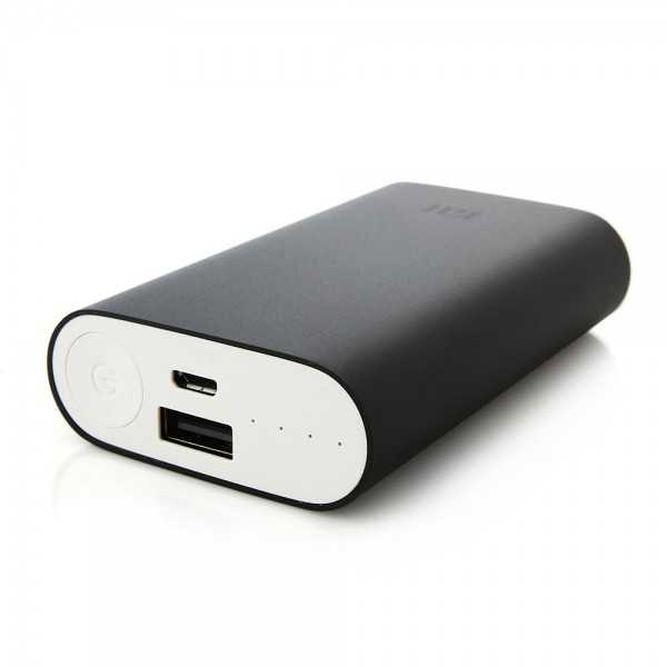 Power Bank 5200 mAh Mi (черный)